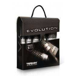 TERMIX Pack Cepillo Térmico Evo Basic 5uds T111