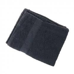 SIBEL Pack Toalla 50x80 Algodón Negro 12uds
