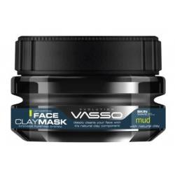 VASSO 06547 Face Clay Mask 250ml