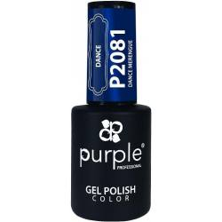 PURPLE Esmalte P2081 Semipermanente 10ml