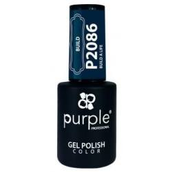 PURPLE Esmalte P2086 Semipermanente 10ml