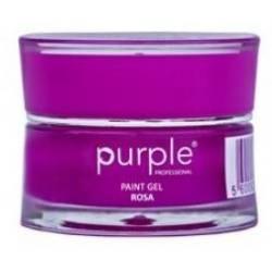 PURPLE Gel Paint ROSA 5gr P614