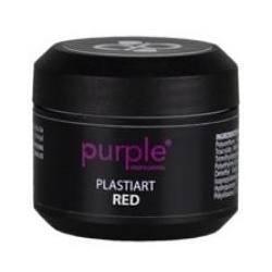 PURPLE Plastiart Rojo 5ml P1522
