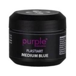 PURPLE Plastiart Azul Medio 5ml P1521