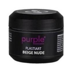 PURPLE Plastiart Beige Nude 5ml P1526