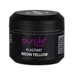 PURPLE Plastiart Amarillo Neon 5ml P1518