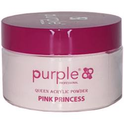 PURPLE Polvo Acrílico Rosa Princesa 50ml P1589 - PINK PRINCESS
