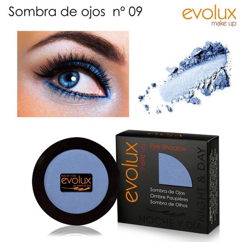 EVOLUX Sombra Ojos 9