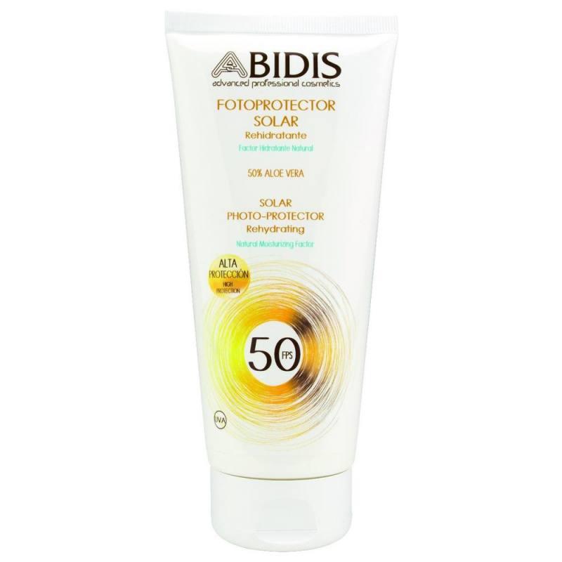 ABIDIS Fotoprotector Solar REHIDRATANTE 200ml