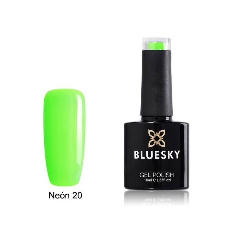 BLUESKY Serie NEON Gel 20