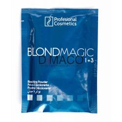 PC Monodosis Decoloración Blondmagic 15g