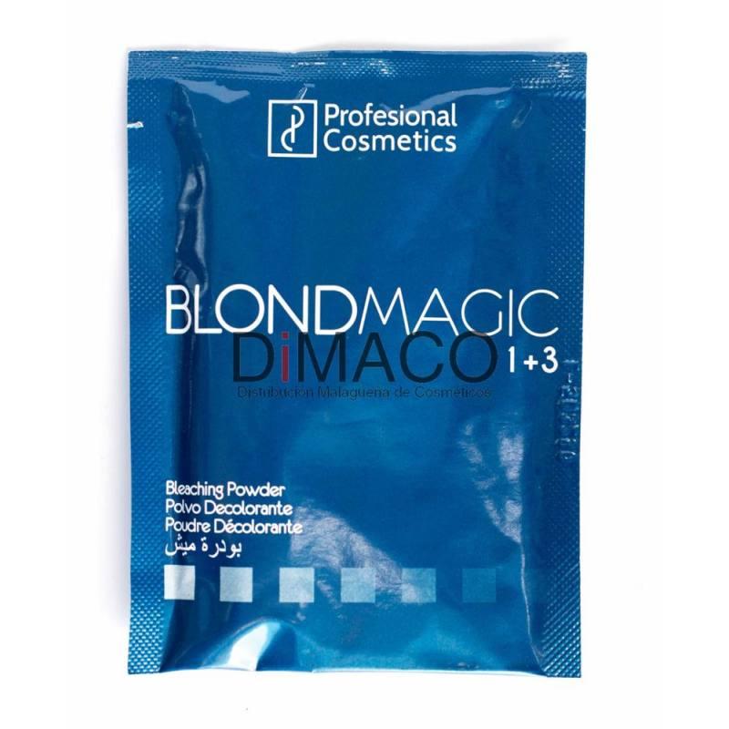 PC Monodosis Decoloración Blondmagic 15g