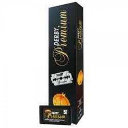 DERBY Cuchilla Hoja Completa Premium 100uds 06161