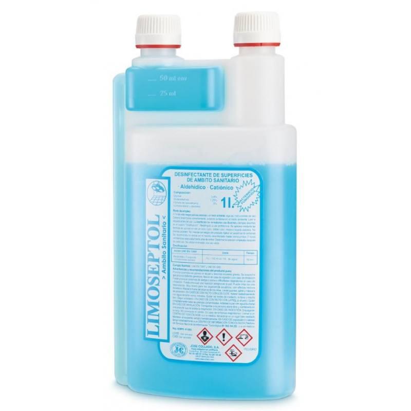 LIMOSEPTOL Desinfectante 1000ml 06150