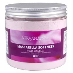 NIRVANA SPA Máscara Facial Softness 250gr