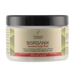 PC Mascarilla Sensitive Scalp Borganik 300ml