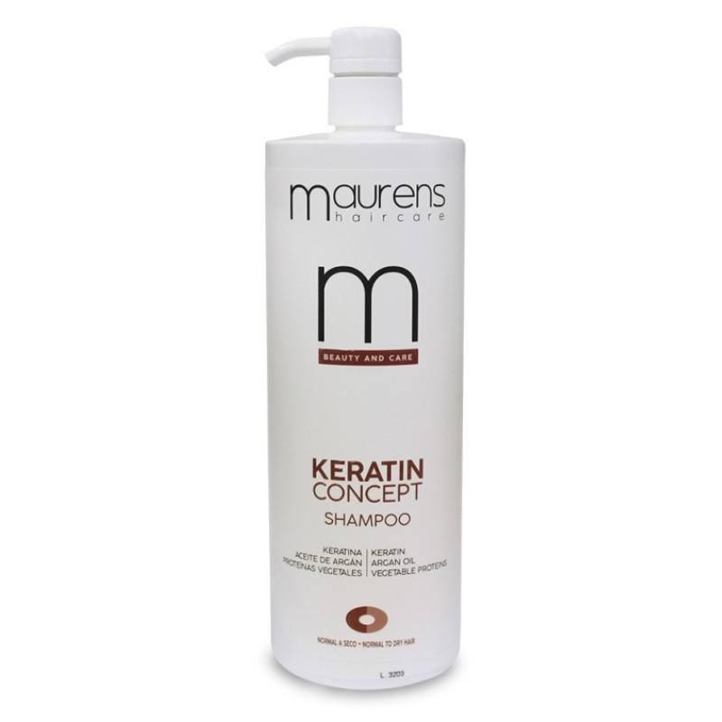 MAURENS Champú Keratin Concept 1000ml