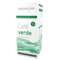 NIRVANA SPA Café Verde 500ml