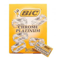 BIC Cuchilla Hoja Completa 100uds 01351