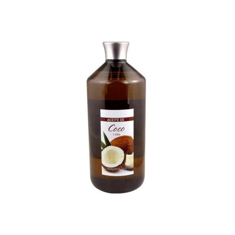 NIRVANA SPA Aceite Coco 1000ml