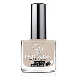 GOLDEN ROSE Esmalte 81 Rich Color 10 5ml