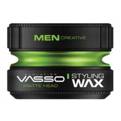 VASSO 06525 Matte Wax MATTE HEAD 150ml