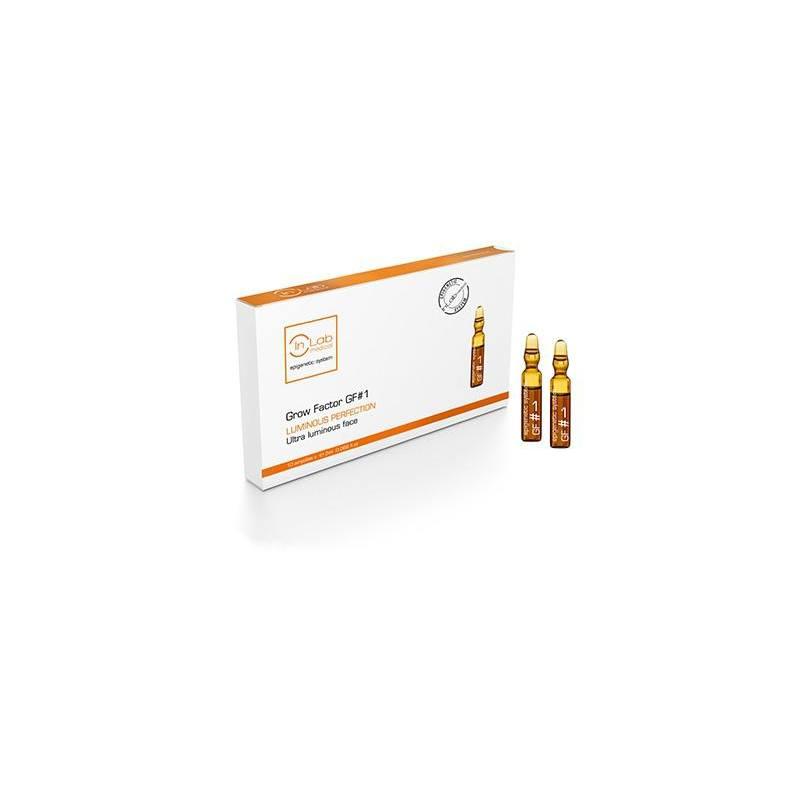 INLAB MEDICAL Ampollas GROW FACTOR GF1 10x2ml