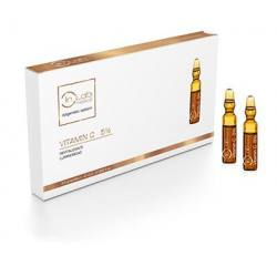 INLAB MEDICAL Ampollas VITAMINA C 5  10x2ml