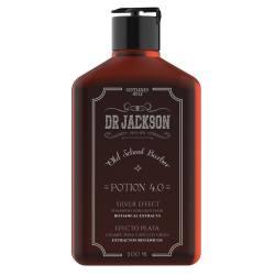 DR JACKSON Potion 4 0 Champú Silver 200ml