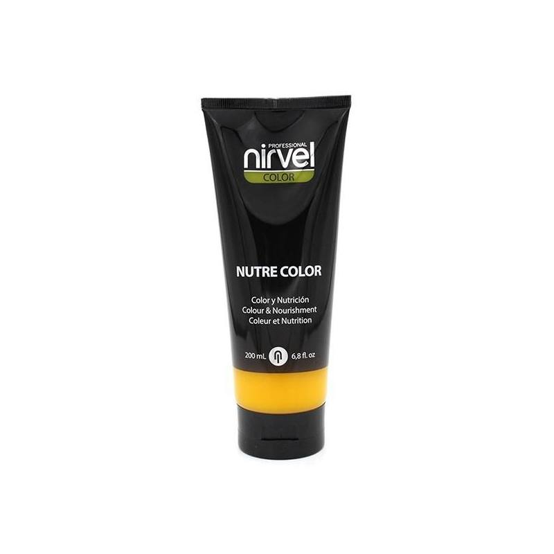 NIRVEL Mascarilla Nutre Color AMARILLO 200ml