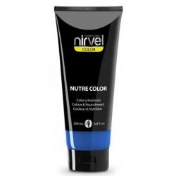 NIRVEL Mascarilla Nutre Color AZUL KLEIN 200ml