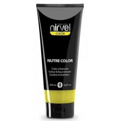 NIRVEL Mascarilla Nutre Color LIMÓN 200ml