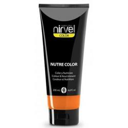 NIRVEL Mascarilla Nutre Color MANDARINA 200ml