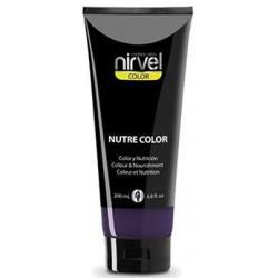 NIRVEL Mascarilla Nutre Color MORA 200ml