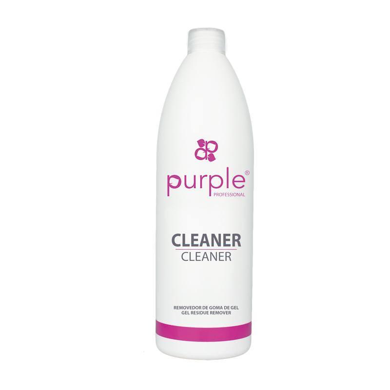 PURPLE Cleaner Limpiador Uñas 1000ml P400