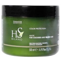 HS MILANO Mascarilla Protección Color 500ml