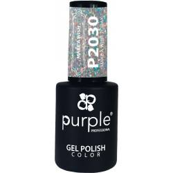 PURPLE Esmalte P2030 Semipermanente 10ml