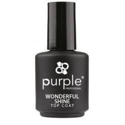 PURPLE Top Coat Brillo 15ml P1546