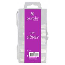 PURPLE Tips SIDNEY 100uds P700