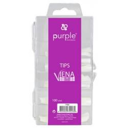 PURPLE Tips VIENA 100uds P722