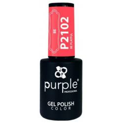 PURPLE Esmalte P2102 Semipermanente 10ml
