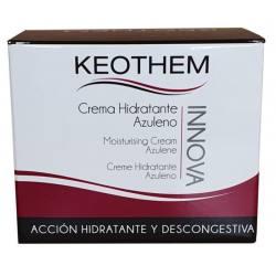 KEOTHEM Crema Hidratante AZULENO 50ml