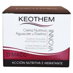 KEOTHEM Crema Nutritiva AGUACATE Elastina 50ml