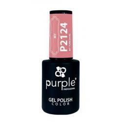 PURPLE Esmalte P2124 Semipermanente 10ml