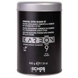 ECHOSLINE Decoloración 9 Tonos KARBON 500g
