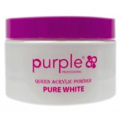 PURPLE Polvo Acrílico Blanco Puro 50ml P1583