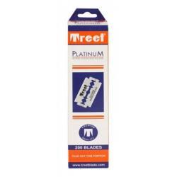 TREET Cuchilla Platinum 200uds