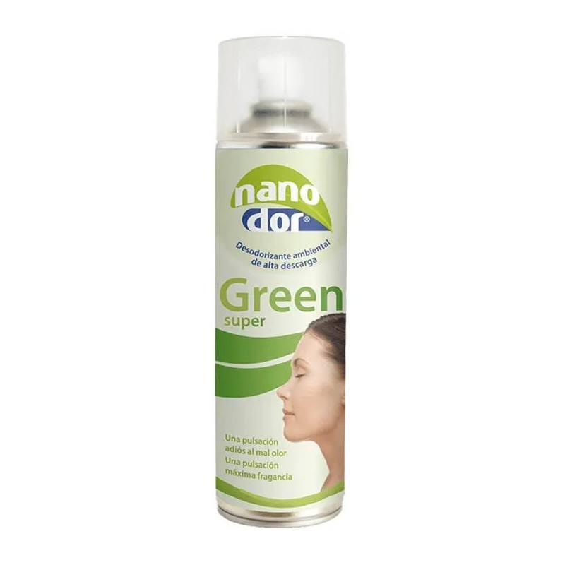 NANODOR Ambientador Green 500ml