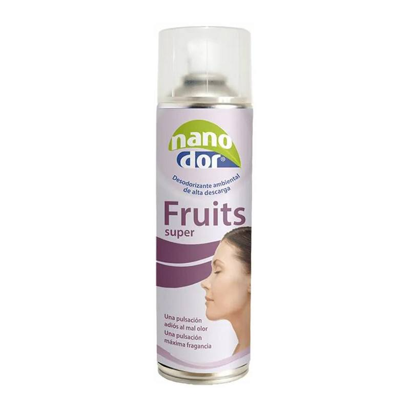 NANODOR Ambientador Fruits 500ml