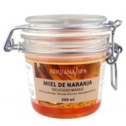 NIRVANA SPA Miel de Naranja 200ml